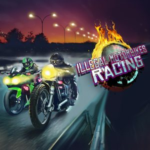 Illegal Motorbikes Racing