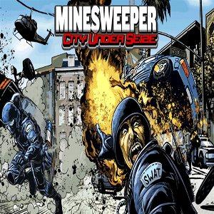 Mine Sweeper City Under Seize