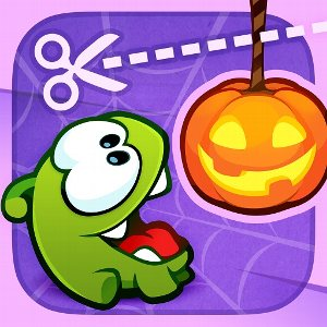 Cut The Rope Original Halloween
