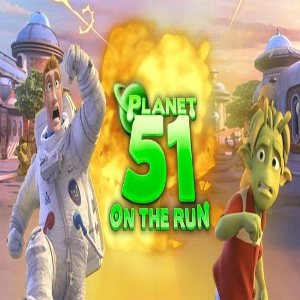 Planet 51 - On the Run
