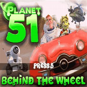 Planet 51 - Behind the Wheel