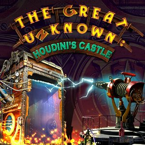 The Great Unknown: Houdini's Castle