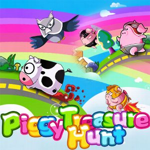 Piggy Treasure Hunt