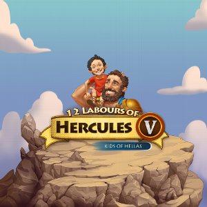 12 Labours of Hercules V: Kids of Hellas